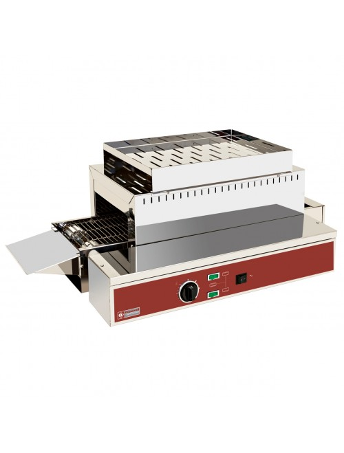 GPE/210 Flat Electric Conveyor Toaster