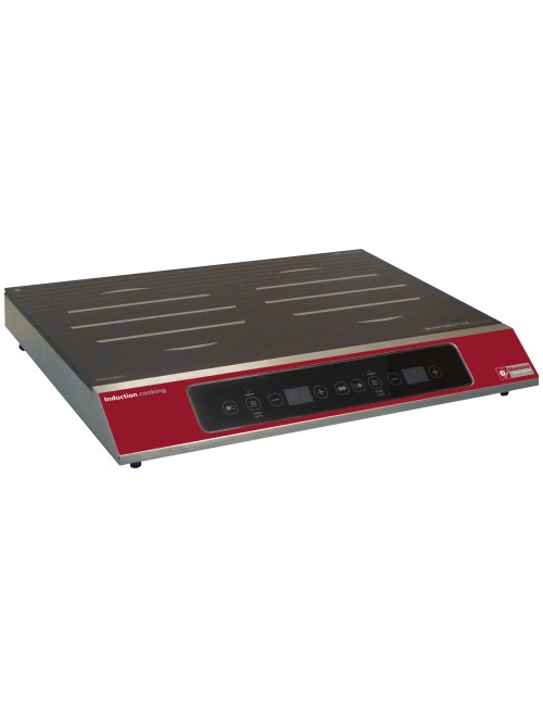 IND-2F35/DI Induction Hob Double Plate (2 X 1.75kW)