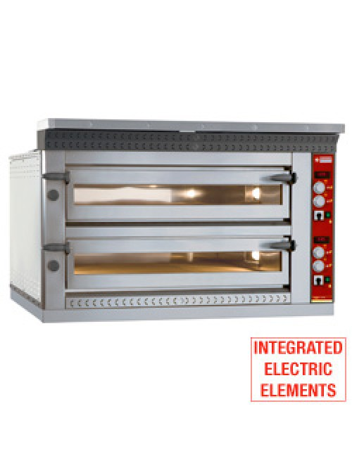 LD18/35-N Dual Electric Pizza Oven