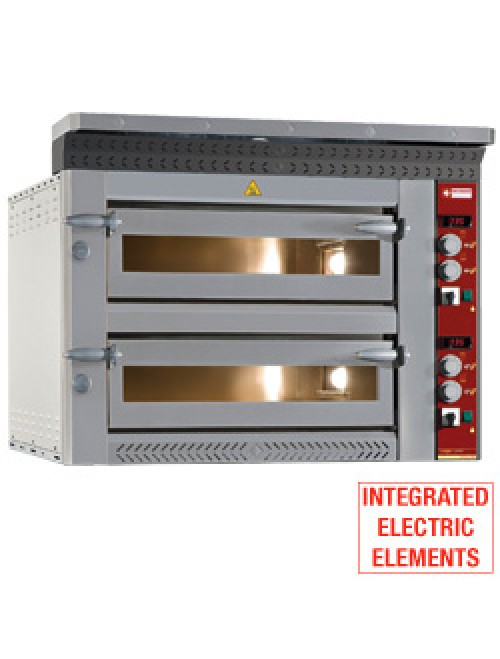LD12/35-N Dual Electric Pizza Oven