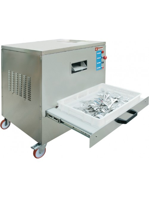 MCX/7-PLUS Table Cutlery Polisher 4000-5000 P/H