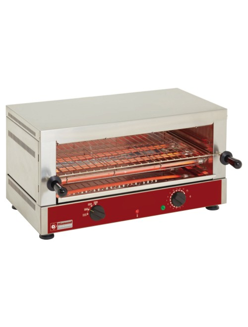 MS12/R-N Electric Toaster & Salamander 1/1GN