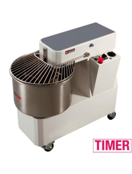 NT33/G-(230/1) Spiral Dough Mixer 33 Litres