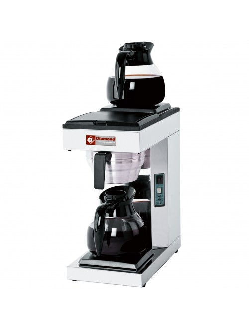 PCF-A2 Coffee Percolator with Warming Plates