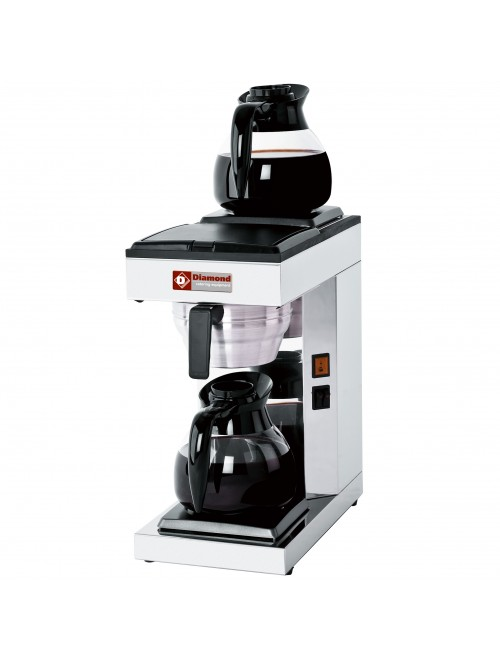 PCF-S2 Coffee Percolator with Warming Plates