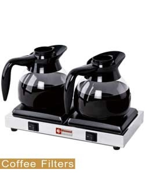 PCH-2 Dual Coffee Pot Warmer