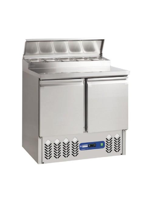 SALP2/R6 Refrigerated Preparation Table 2 Door