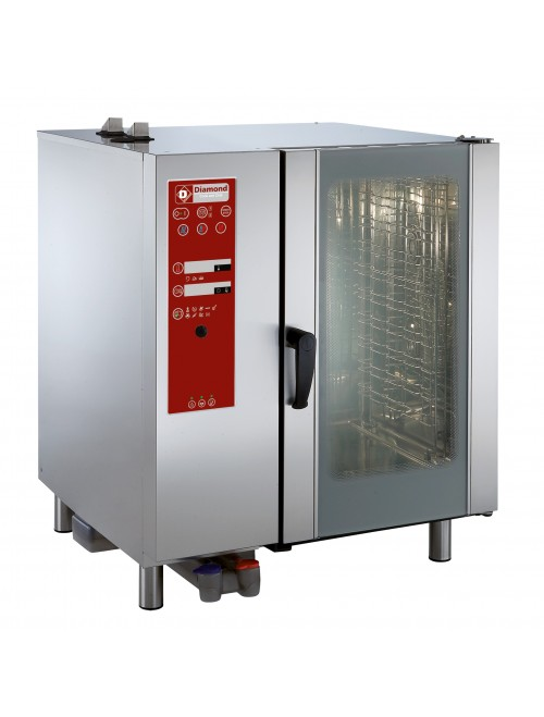 SBES/10-CL Electric Combi Oven Boiler Steam / Convection 10 X GN1/1