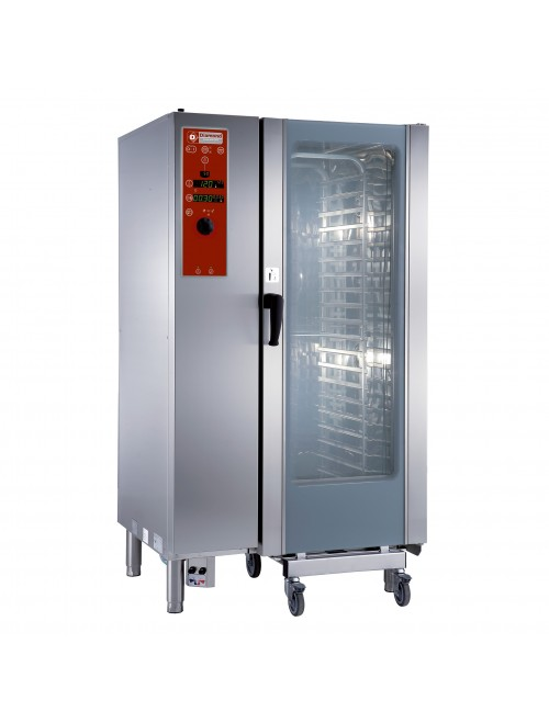 SDG/20-CL-AGA Gas Combi Oven Direct Steam / Convection 20 X GN1/1