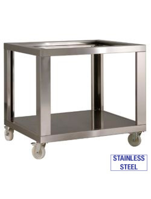 SLD6/35XL-N Stainless Steel Trolley suit LD6/35XL-N Pizza Oven