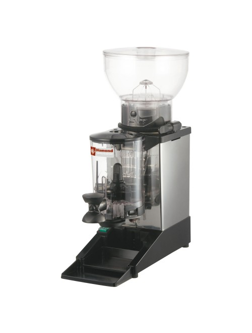 TAURO-NEW/B Coffee Grinder with Doser