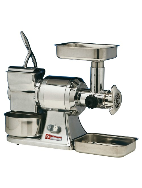 TG12 Combination Meat Mincer & Parmesan Grater