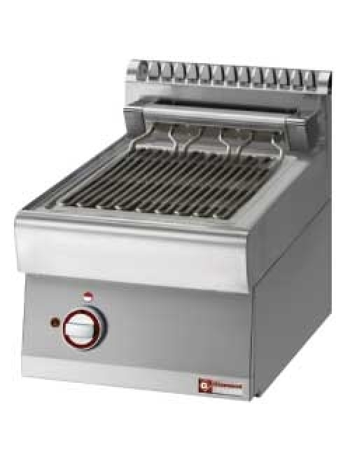 VEX47-PB Electric Steam Grill Tabletop GN1/2