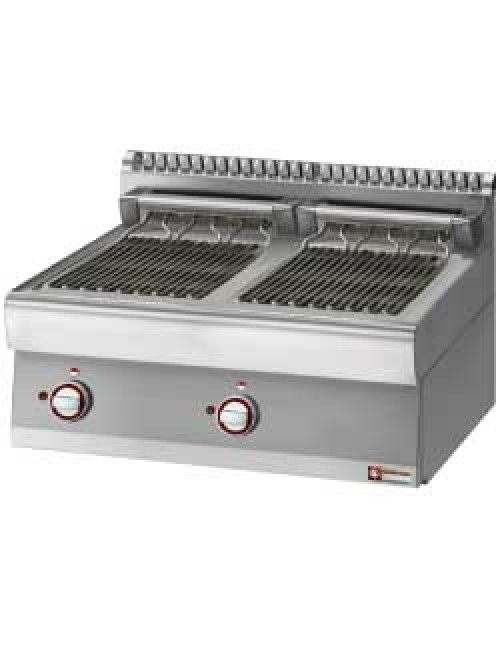 VEX87-PB Electric Steam Grill Tabletop GN1/1