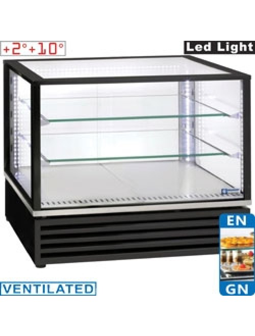 VRDP-B1 Panoramic Refrigerated Display Case
