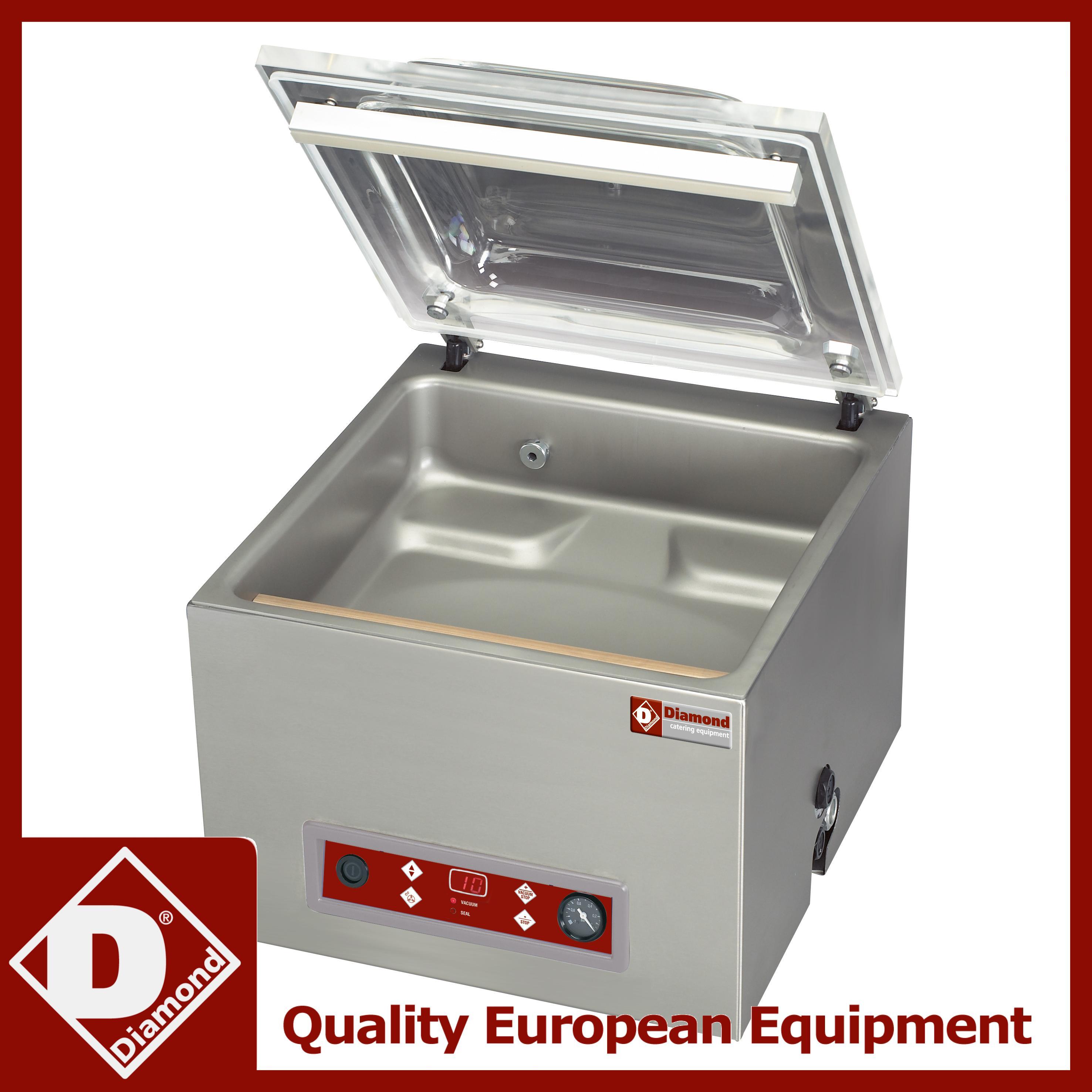 Details about Diamond GA-104/N Industrial Vacuum Sealer 16 m3/hour